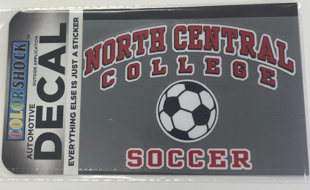 Image for the Soccer Decal (ColorShock) product