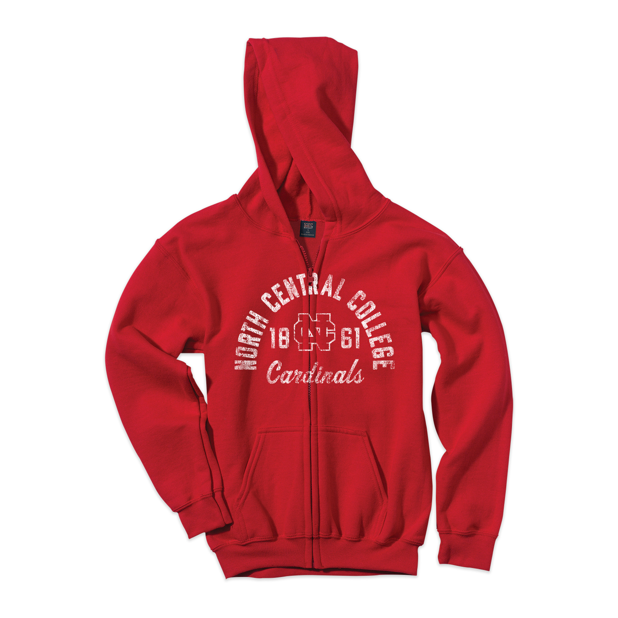 Image for the Youth Full Zip Hoodie Sweatshirt product
