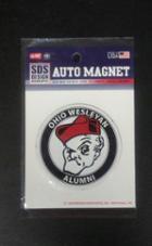 Image for the Ohio Wesleyan Alumni Magnet product
