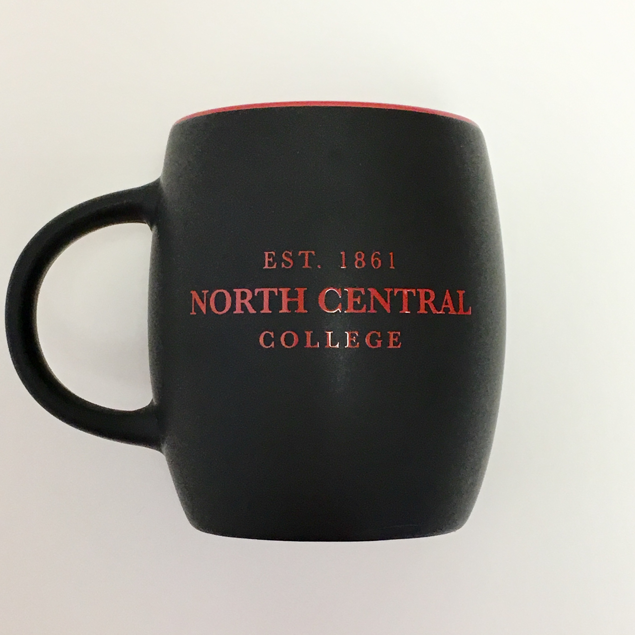 Image for the Matte North Central College Mug product