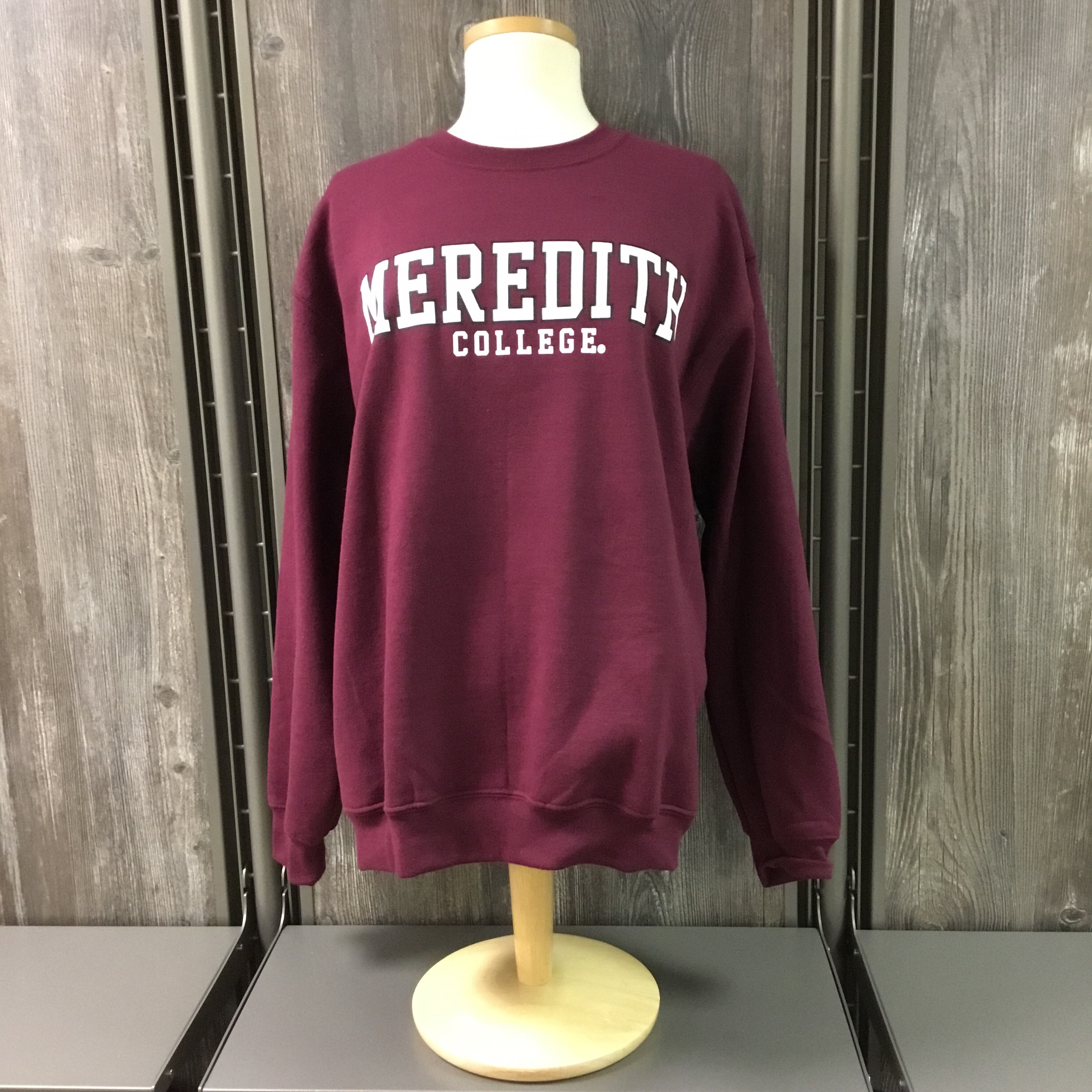 Alternative Image for the Crew sweatshirt Meredith College FC MV Sport product