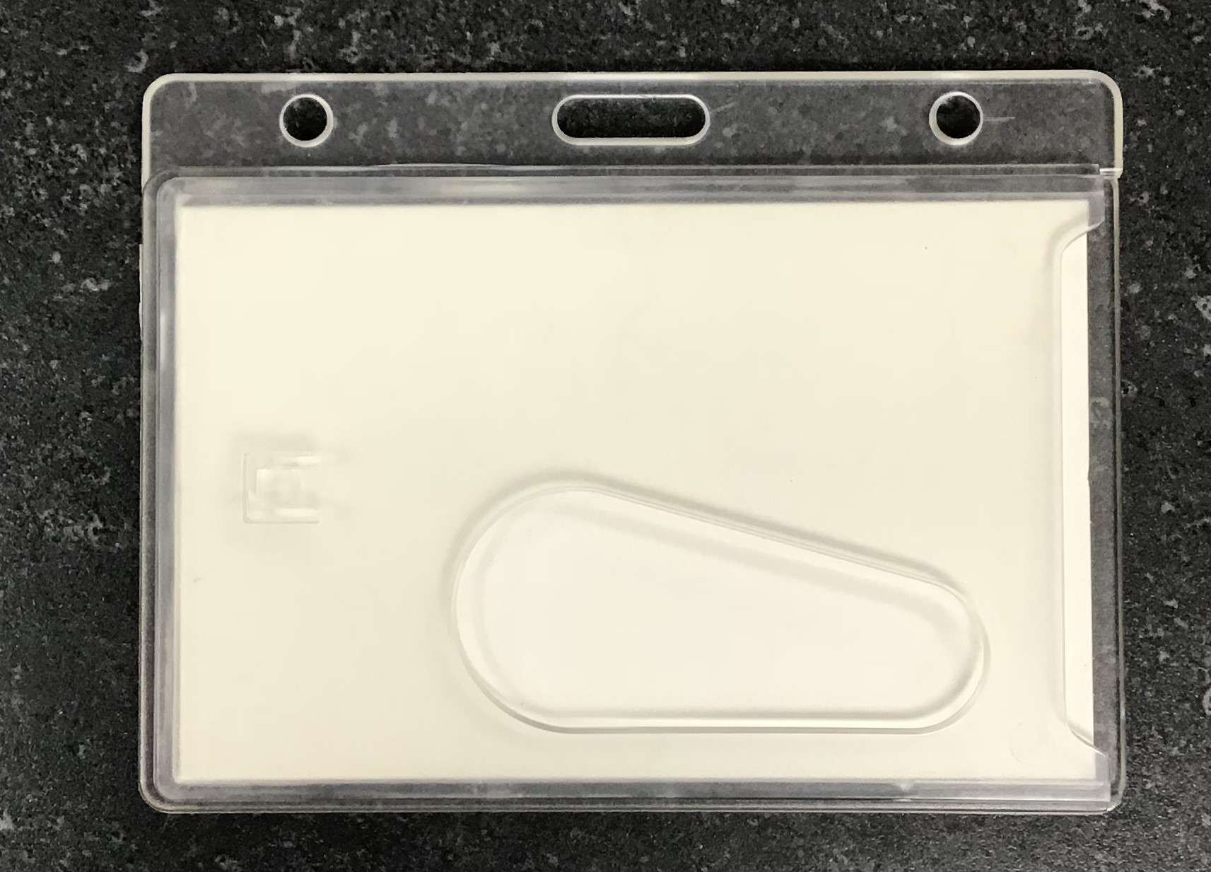 Image for the ID Dispenser Clear MCM product