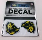 Image for the Decal Mini Pride Shield Color Shock product