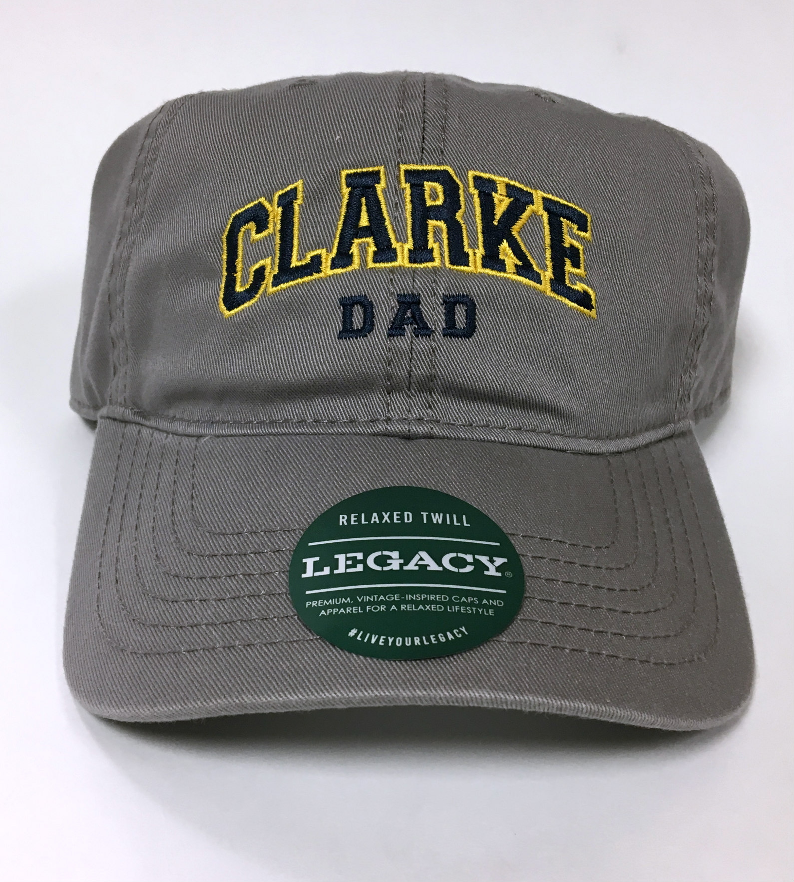 Alternative Image for the Legacy Relaxed Twill Dad, Mom & Alumni Hat product