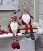 Image for the Fabric Holiday Gnome Table Decor product