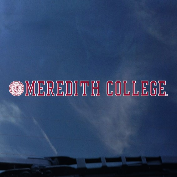 Image for the Decal, Long Meredith College product