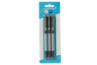 Image for the Rollerball Pens, 0.7mm, Black/Blue/Red, 3/pk product