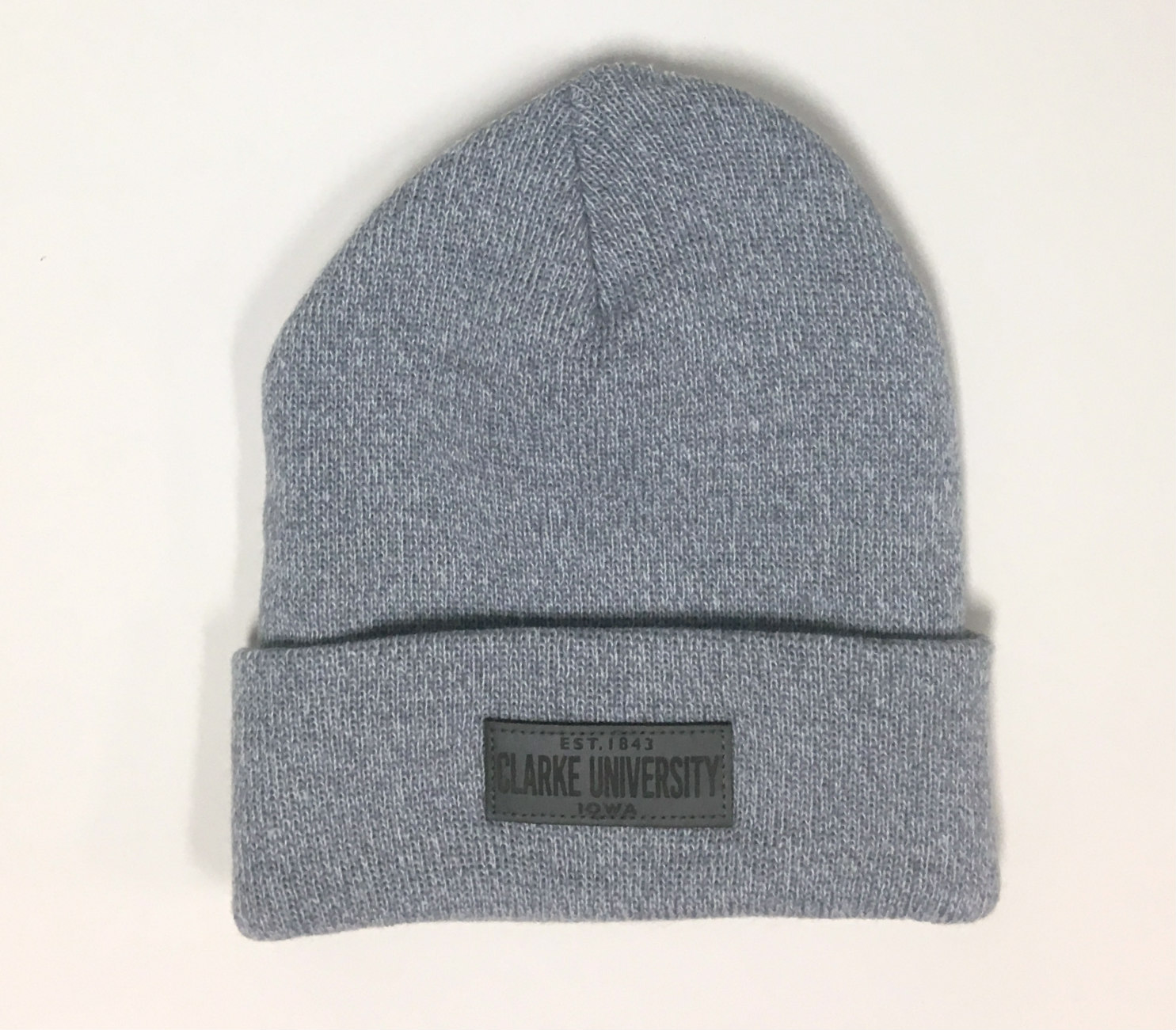 Image for the Marled Rib Knit Cuff Beanie product