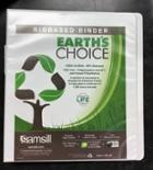 "Image for the Samsill Earth's Choice Biobased 1"" Binder, Recycled, 225 Sheets, 1006004, 011966177 product"