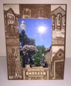 Image for the Picture Frame 4x6 Laser Engraved Wood product