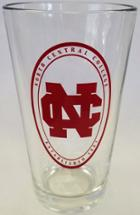 Image for the Pint Glass w/oval imprint. 16 oz. product
