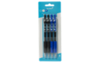 Image for the Gel Pens, Retractable 0.7mm, 4/pk product