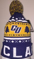 Image for the Richardson, knit pom-pom Ugly Sweater hat product