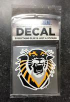 Image for the Tiger Head Decal, Color Shock product