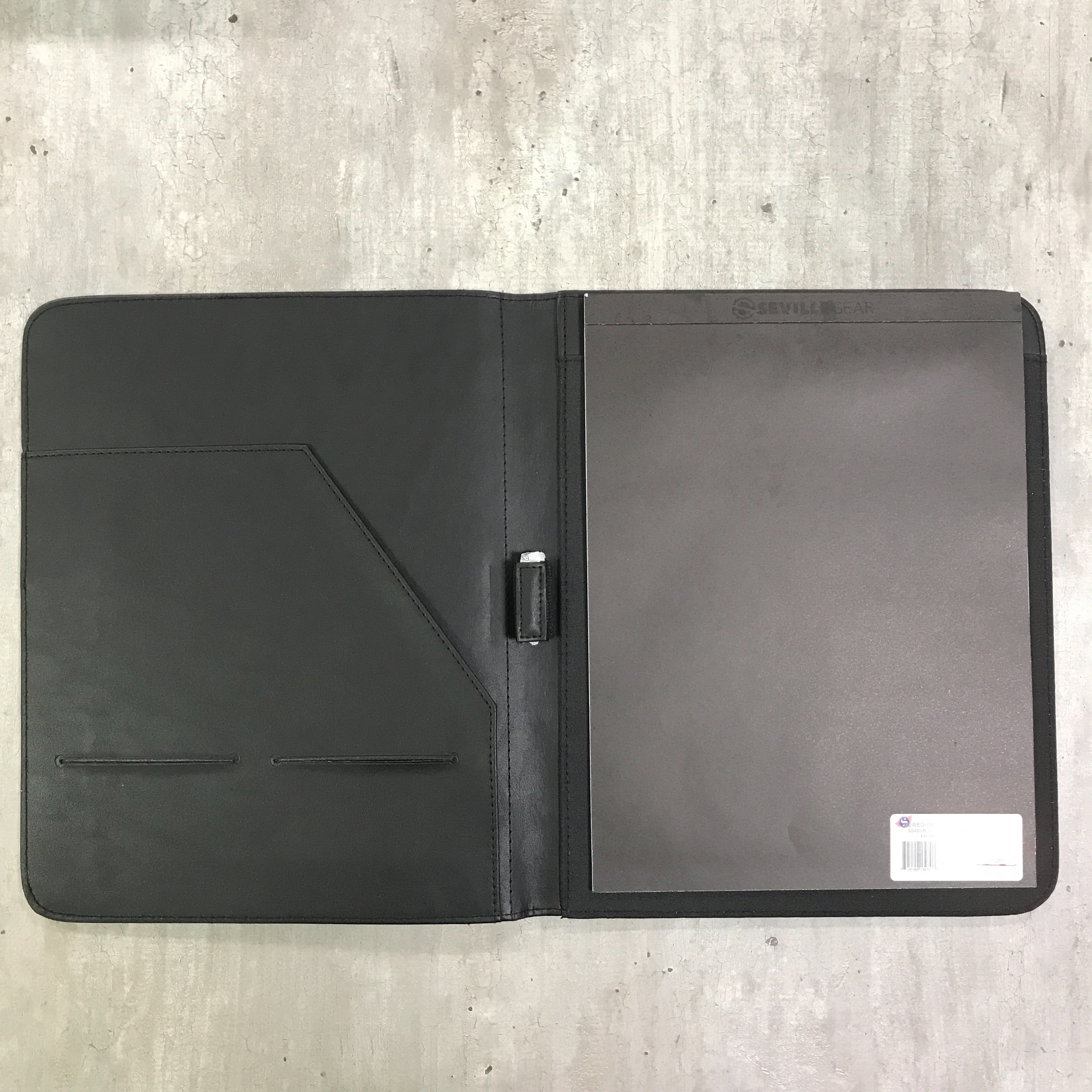 Alternative Image for the Glendale Padfolio, Seal product