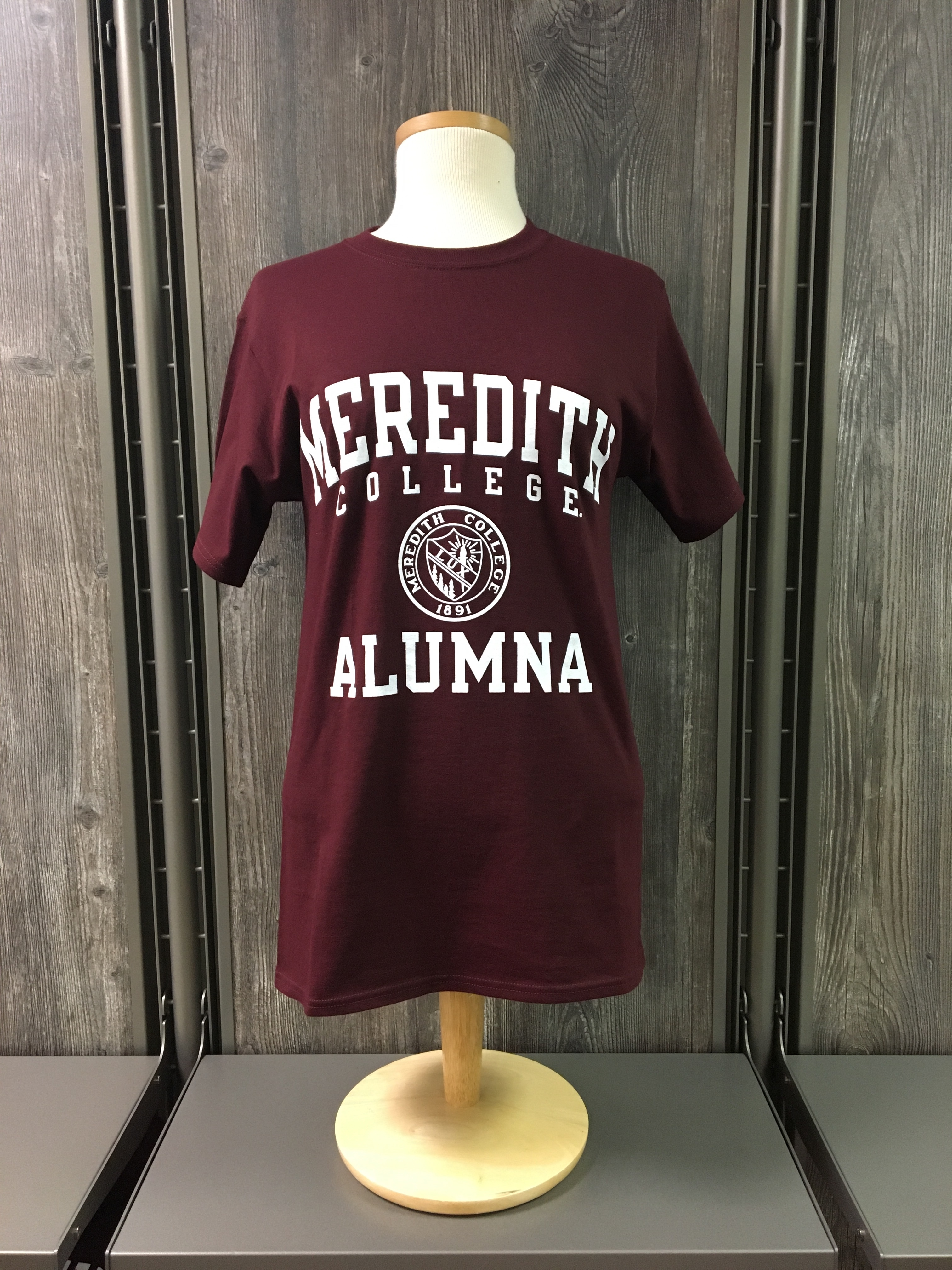 Image for the Alumna Arch Seal T-Shirt Champion product