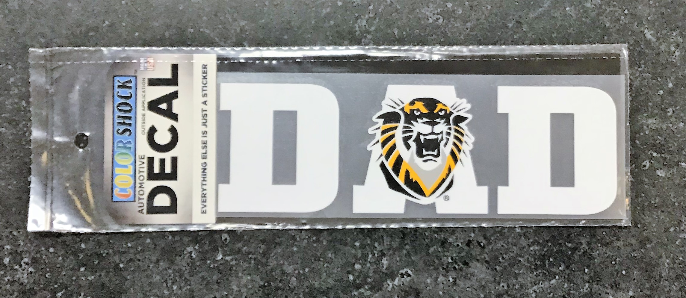 Image for the Mom or Dad Decal product