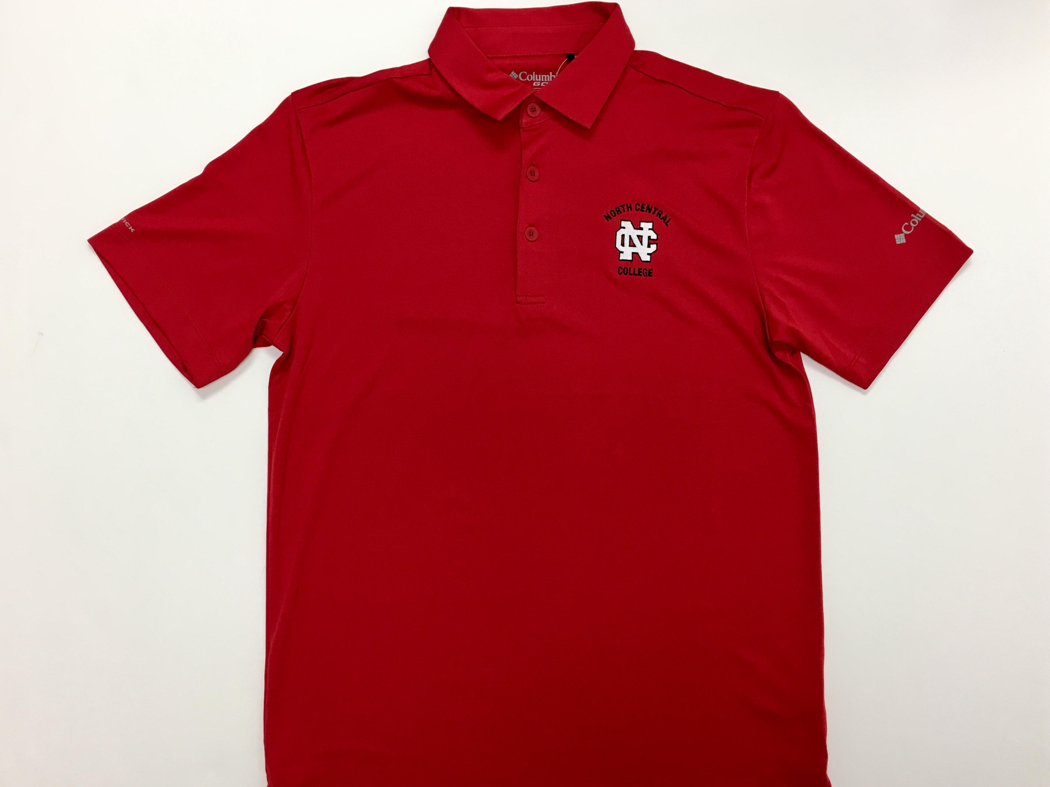 Image for the Clearance - (Med only) Columbia Omni-Wick Drive Polo product