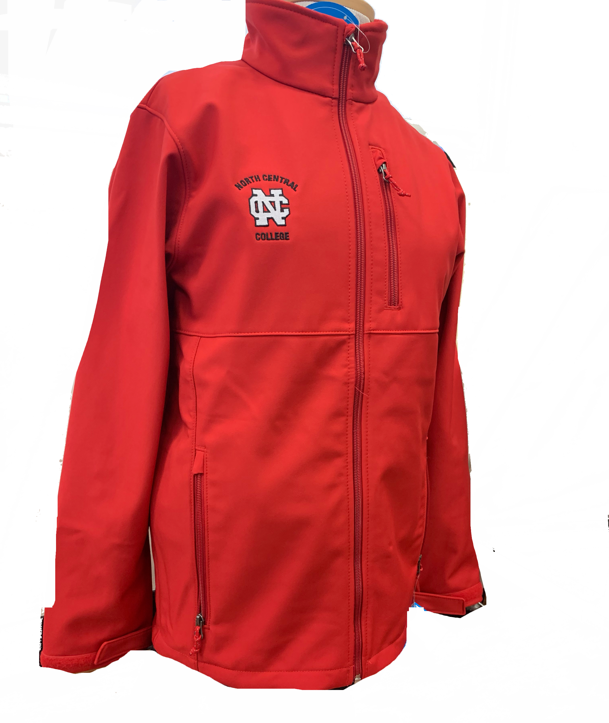 Alternative Image for the North Central College Columbia Ascender SoftShell Jacket product