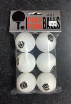Image for the Tiger Ping Pong Balls product
