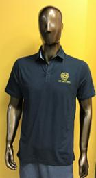 Image for the Charged Cotton Polo in Black Under Armour product