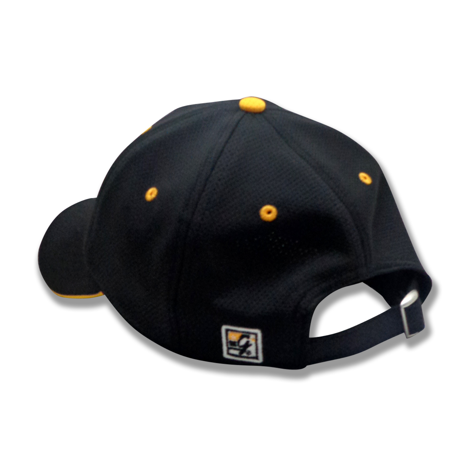 Image for the FHSU Tigers Instant Cooling Brr Hat, Slide Buckle Closure, Black, The Game product