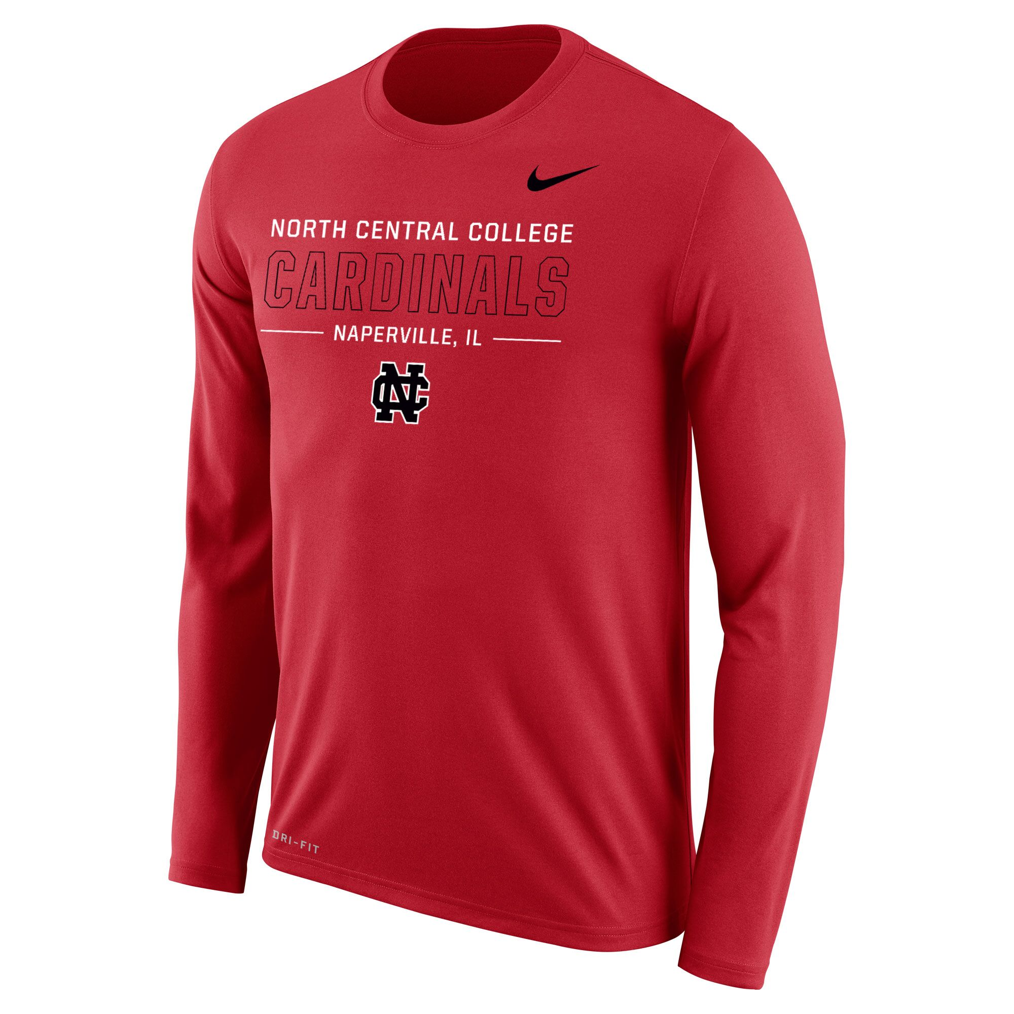 Alternative Image for the Nike Legend Dri-Fit Long Sleeve Tee product