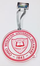 Image for the Ohio Wesleyan University Seal Ornament product