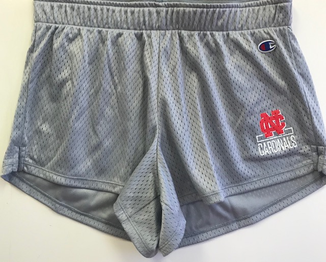 Image for the North Central College Mesh Shorts for Women by Champion product