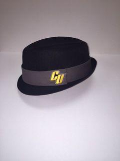 Image for the Fedora Black Chicago Logofit Hat product