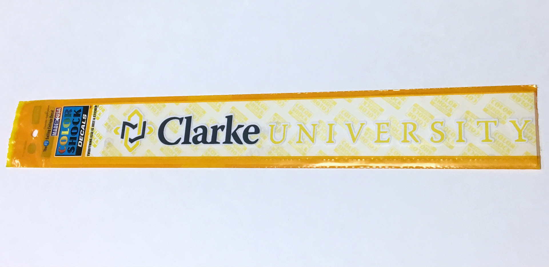 """Image for the ColorShock Outside CU Decal 1.5"""" x 13"""" product"""