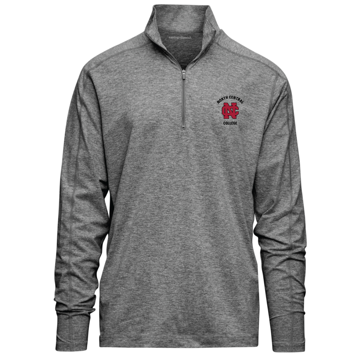 Image for the Interval 1/4-Zip by Camp David - Clearance product