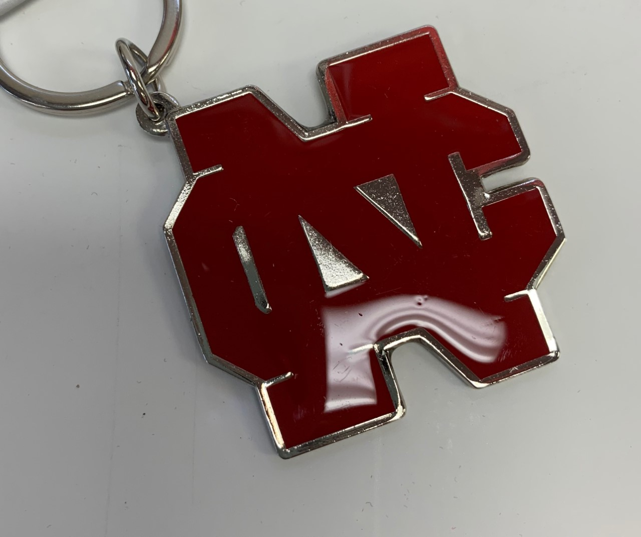 Image for the Metal NCC Keychain product