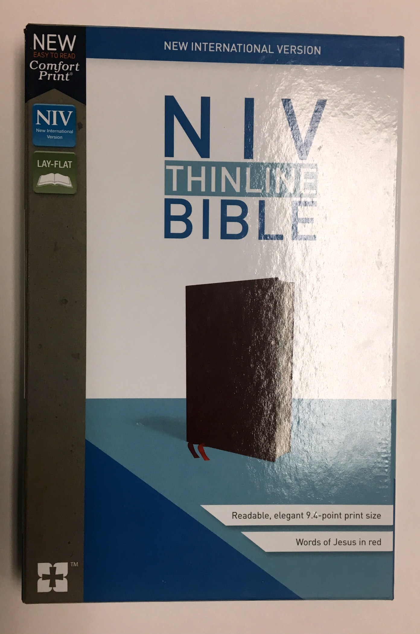 Alternative Image for the Bible with Clarke Imprint product