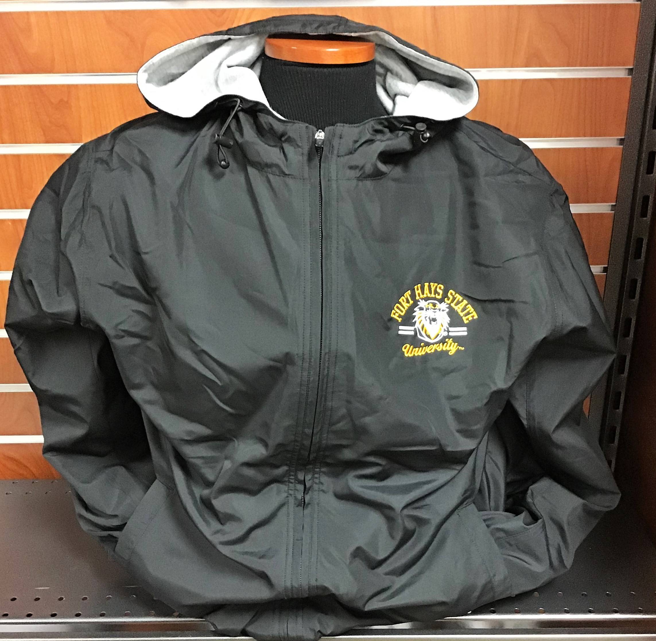 Image for the Full Zip Liberty Jacket Black MV Sport product