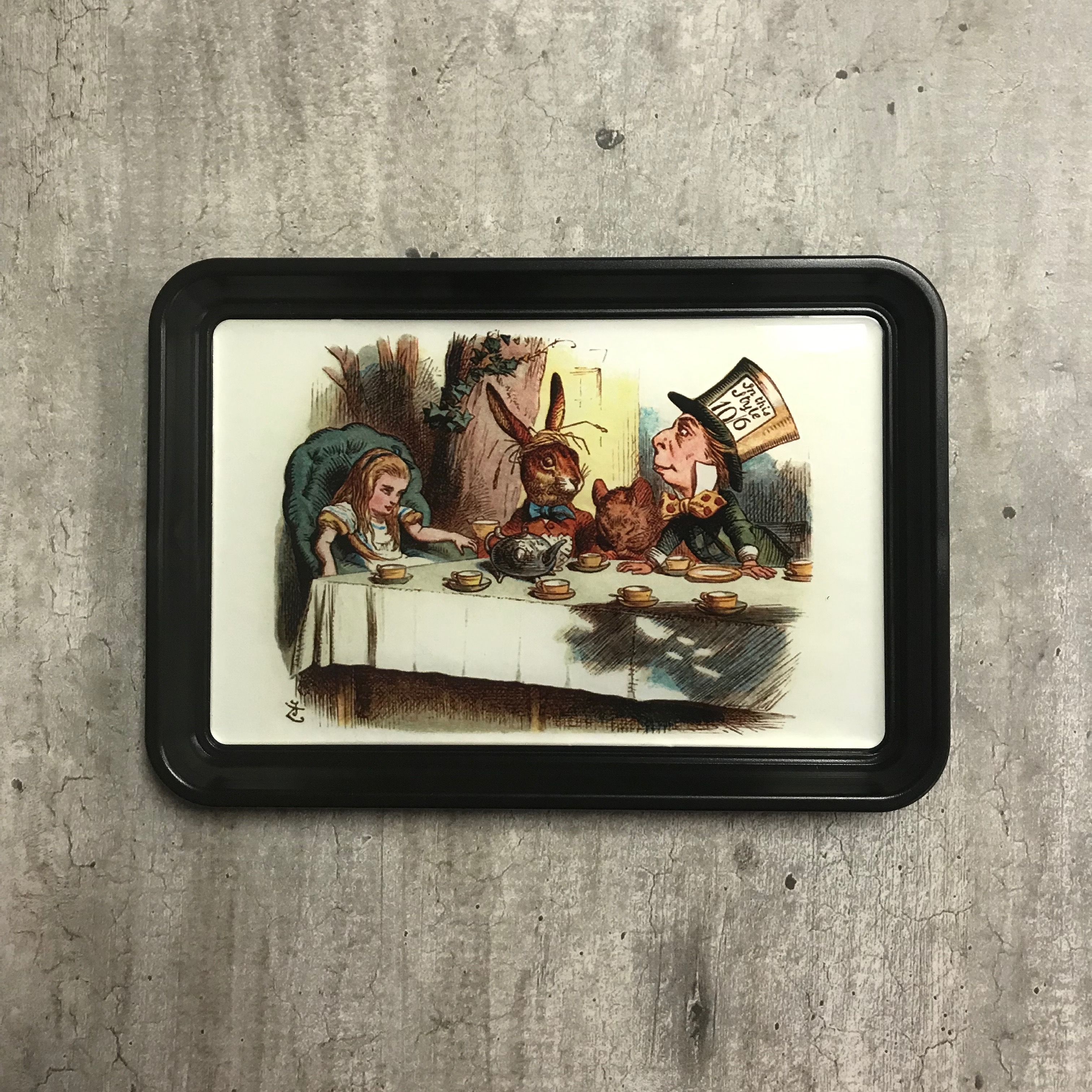 Alternative Image for the Tray, Alice in Wonderland Designs product