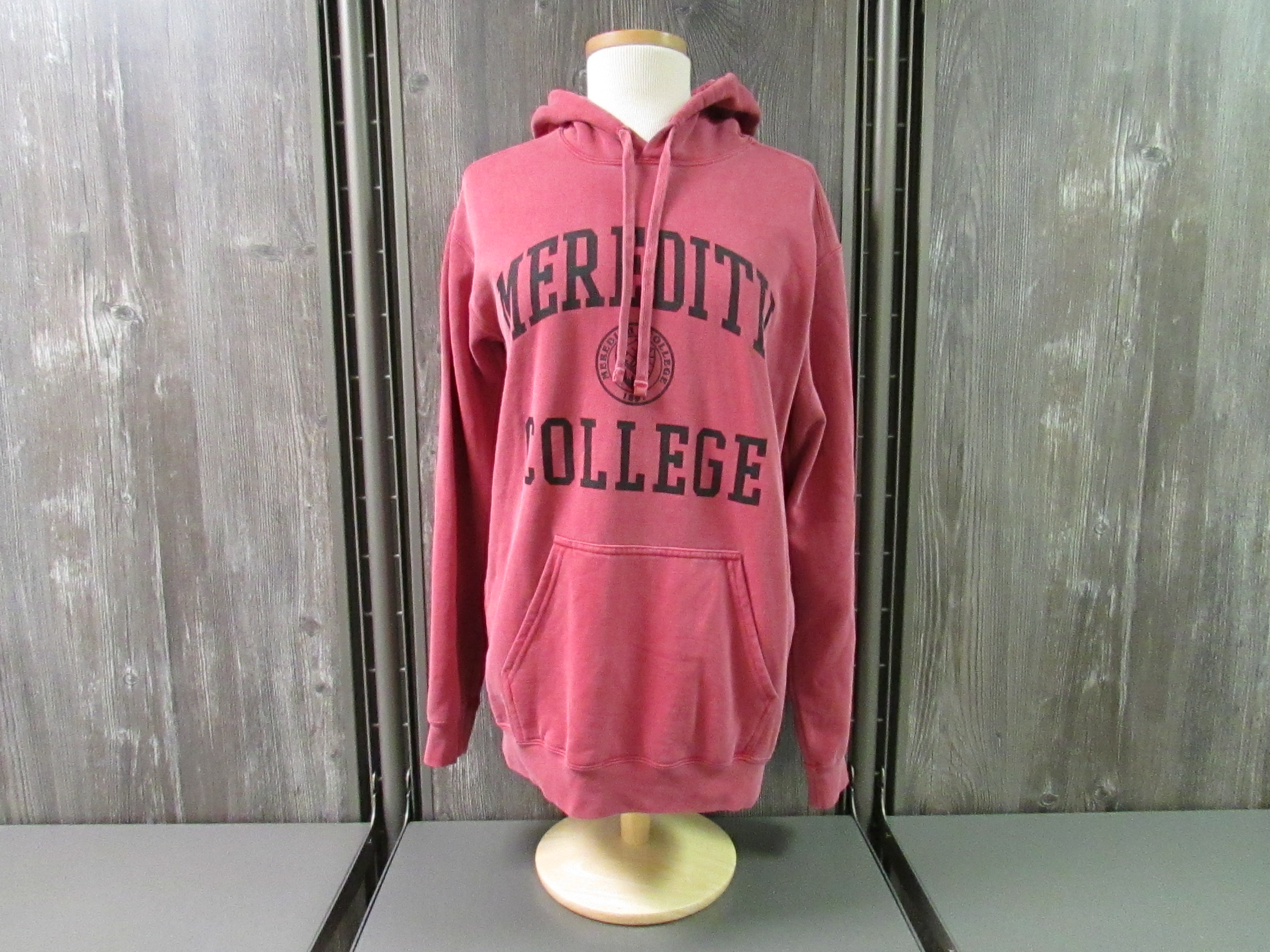 Alternative Image for the Men's Hoodie Collegiate MC with Seal product