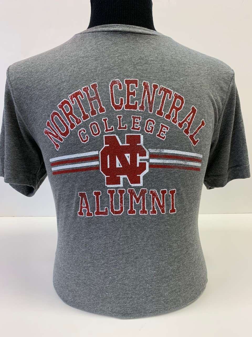 Alternative Image for the Alumni Tri-Blend Short Sleeve Tee product