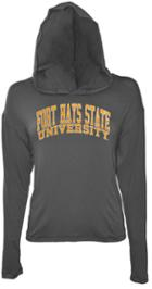 Image for the FHSU Sassy Sugar Hoodie, Graphite, U-Trau product