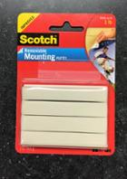 Image for the Mounting Putty, Scotch, Removable, White, 2oz product