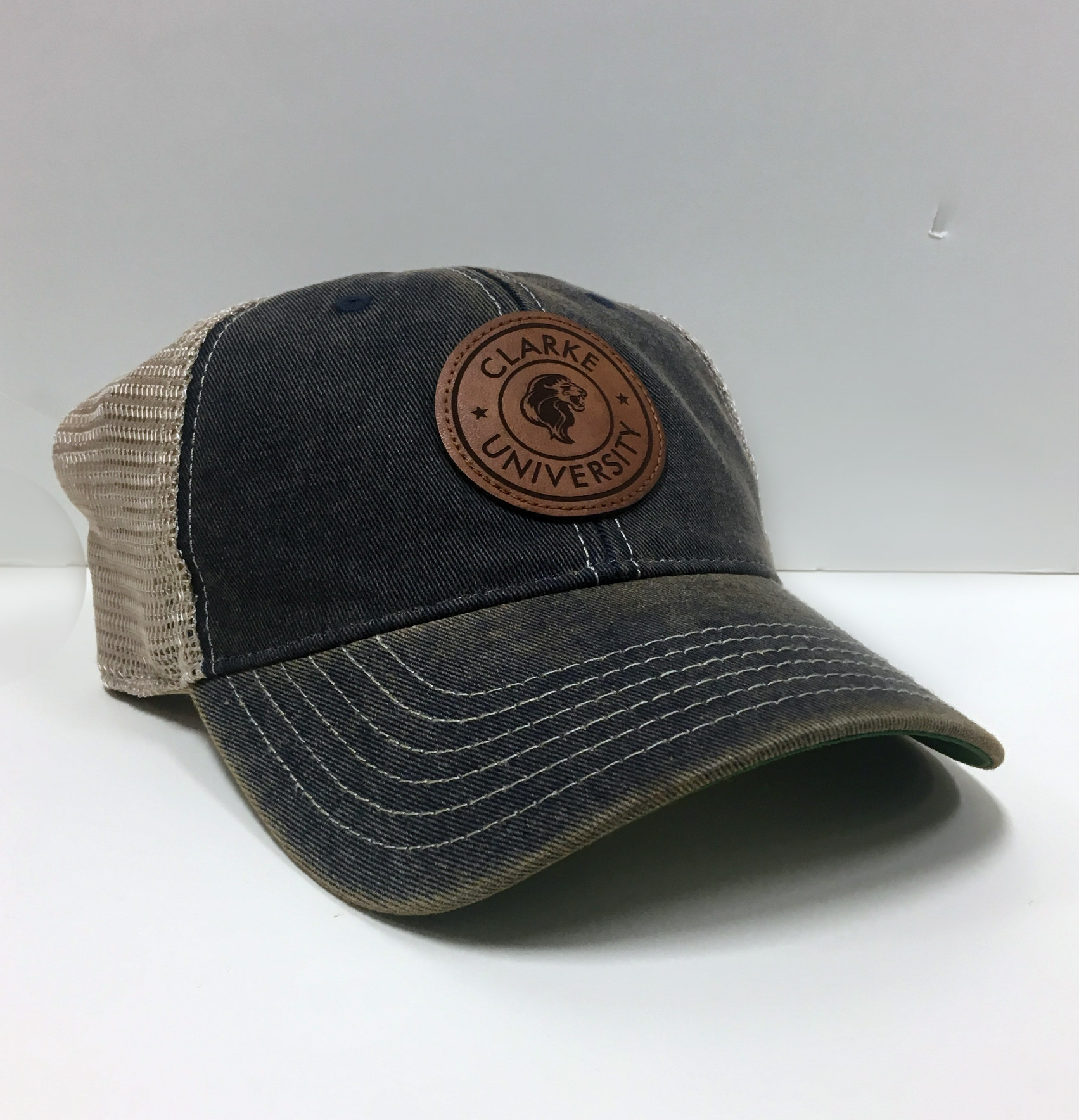 Image for the Old Favorite Trucker Hat w/Leather Patch product