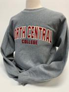 Image for the North Central College ProWeave Crew Neck by MV Sport product