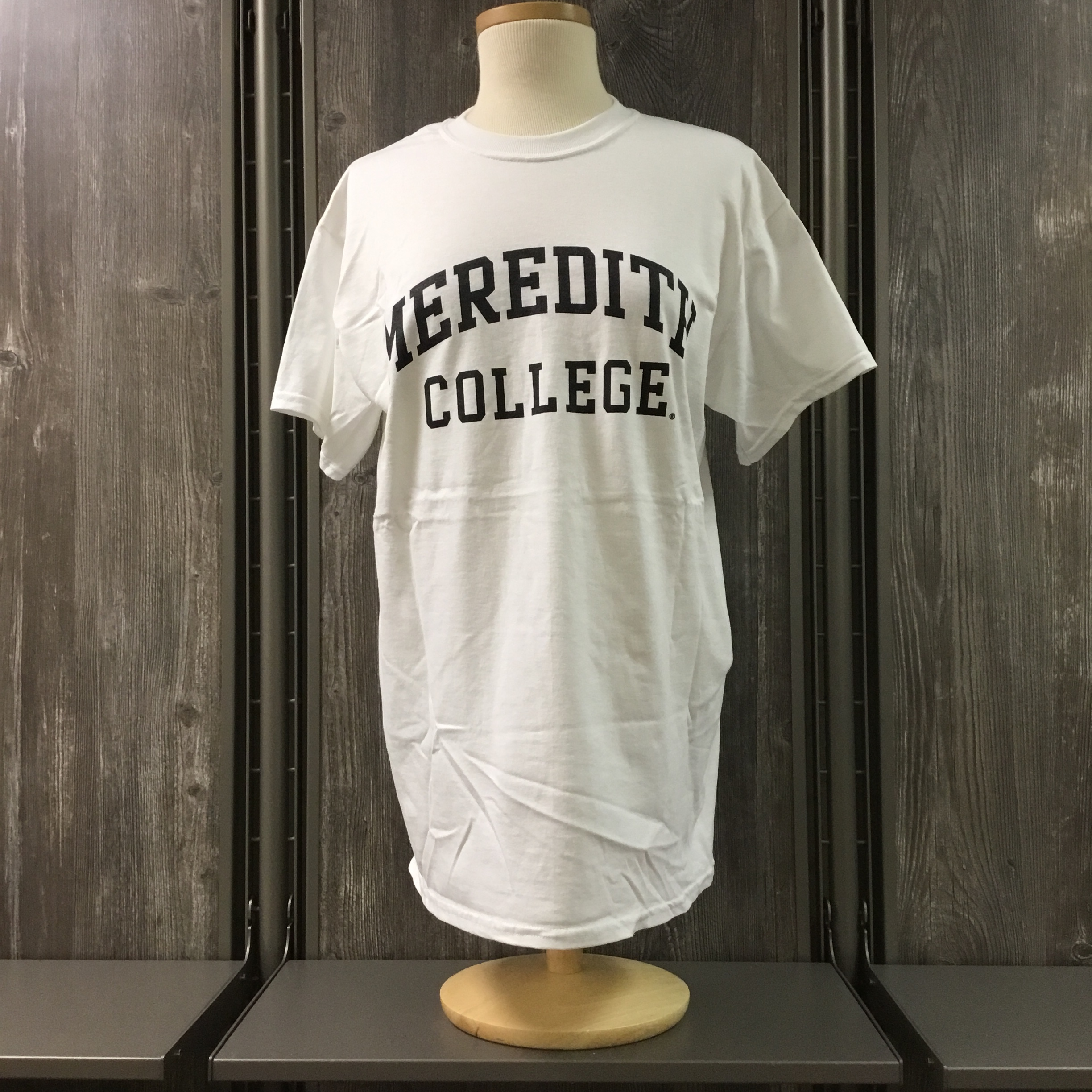 Alternative Image for the Colored T-Shirts w/ Meredith College MV Sport product