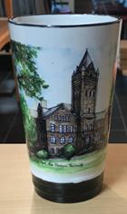 Image for the Rim Java Overly Mug With University Hall product