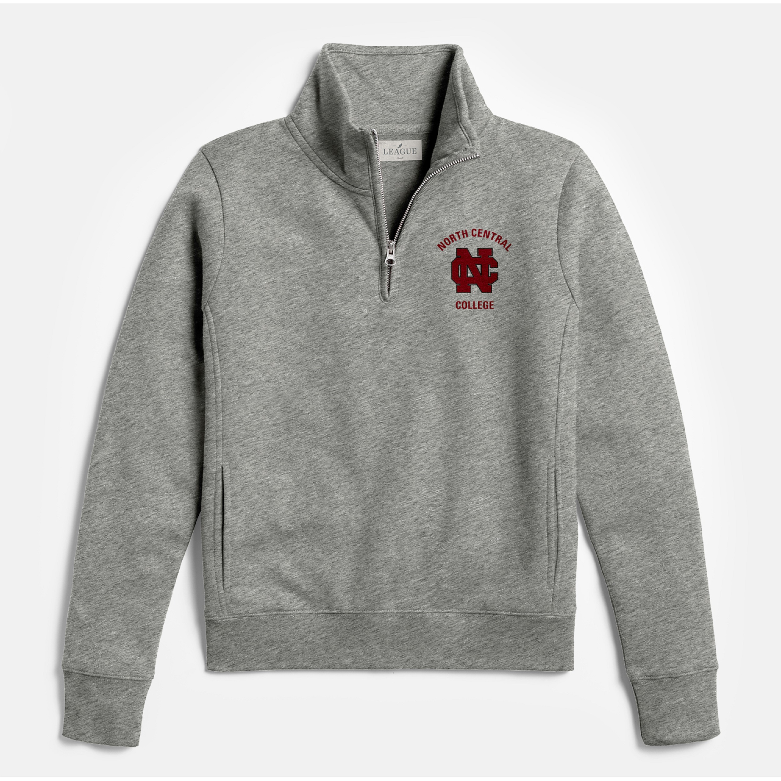 Image for the North Central College Academy 1/4 Zip by League product