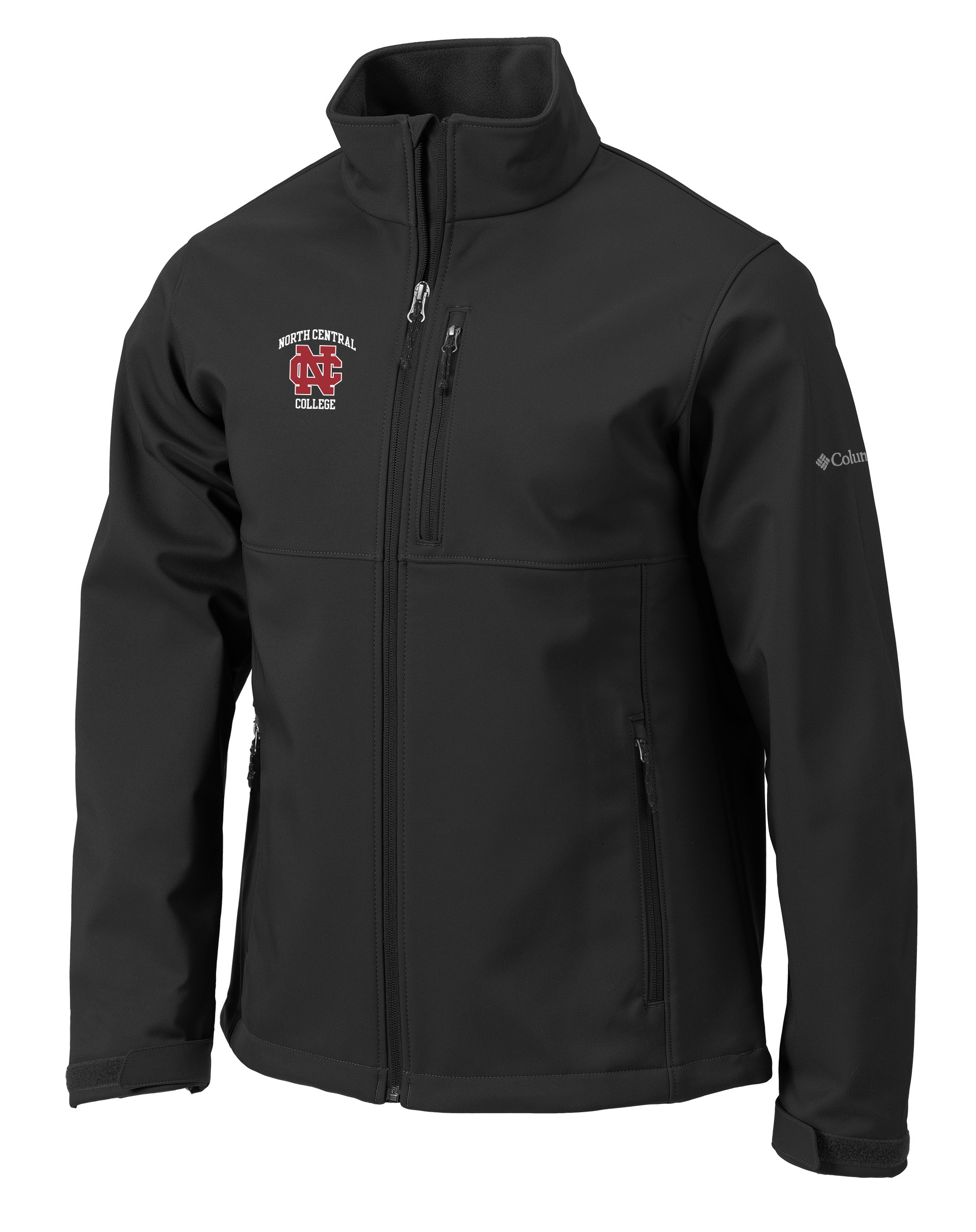 Image for the North Central College Columbia Ascender SoftShell Jacket product