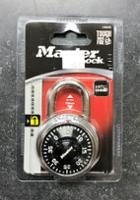 """Image for the Combination Lock, Master Lock #1500D, Black Dial 0.75"""", 1.875"""", product"""
