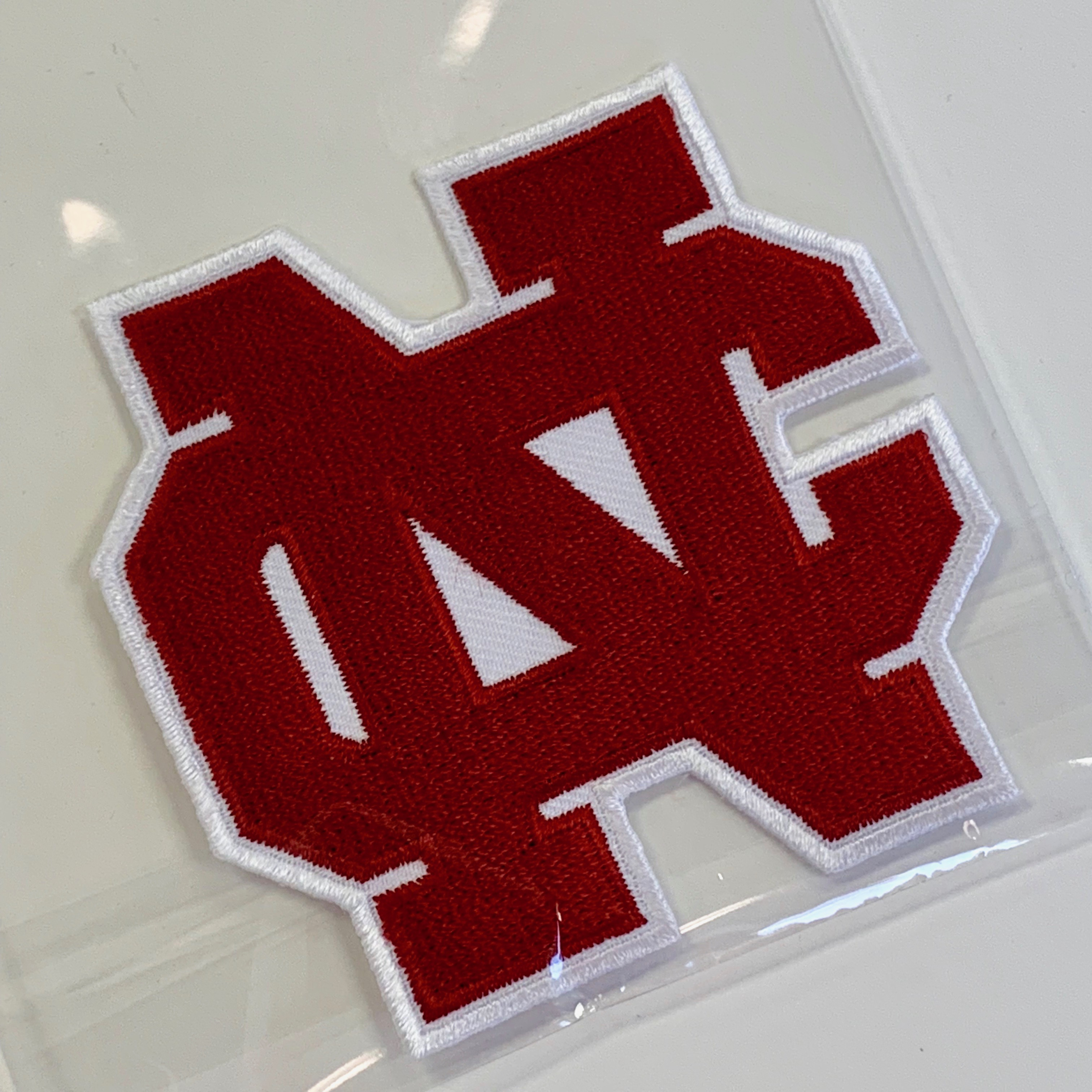 Alternative Image for the North Central College Embroidered Patch product