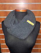 Image for the Knit Infinity Scarf, Charcoal Gray, 6904, 18/116, OS product