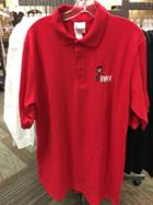 Image for the Embroidered Polo TALL Size (Red) product
